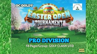 Golf Clash Easter Open PRO