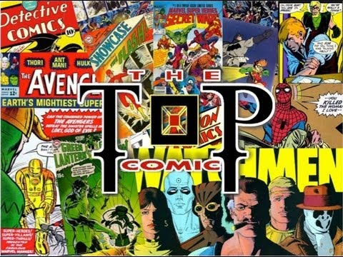 Top 10 Momentos en el Comic