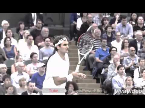 Roger Federer - Top10 Drop-Shots