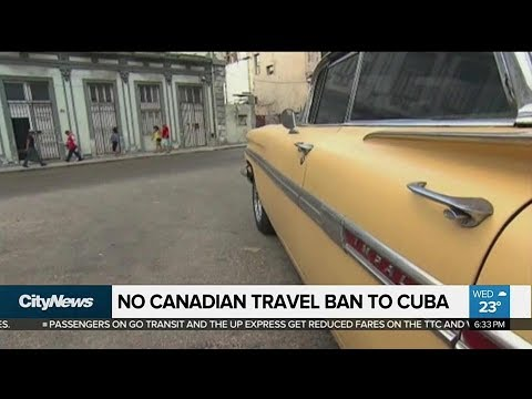Mysterious Health Attack Targeting Canadian U S Diplomats In Cuba