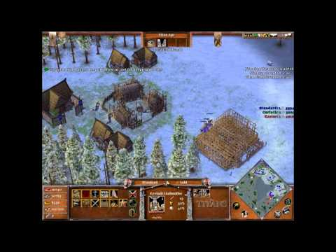 Age of Mythology: The Titans - геймплей