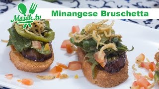 Minangese Bruschetta | Resep #342