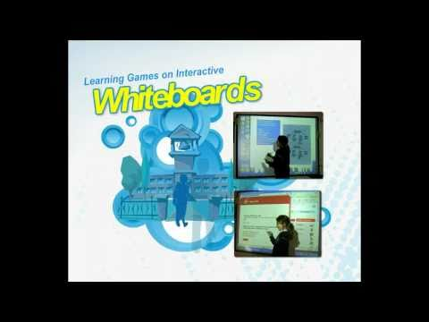 Present Learning Games on Interactive Whiteboards - Teacher Professional Development
