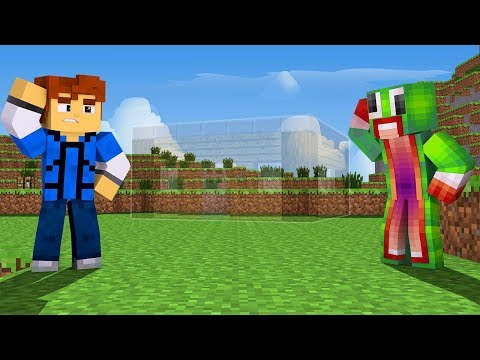 100% INVISIBLE MINECRAFT HOUSE TROLL | Minecraft Troll Craft