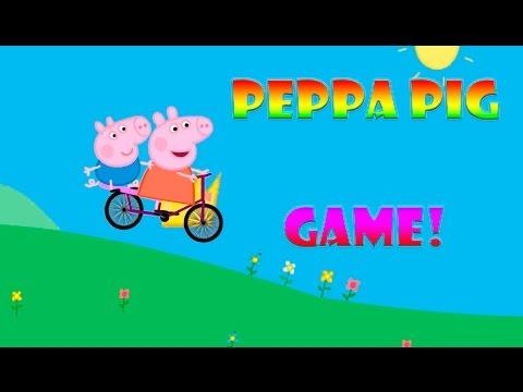 Игра свинка пеппа набор раскрасок