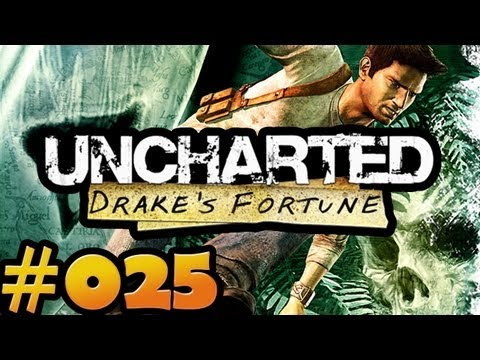 Let's Play Uncharted: Drakes Schicksal #025 - Der Bunker [Deutsch][Blind][PlayStation3]