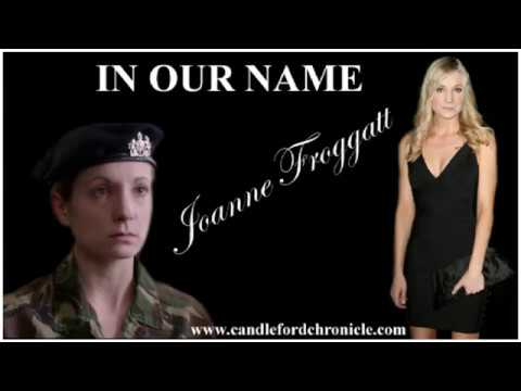 Joanne Froggatt - In Our Name