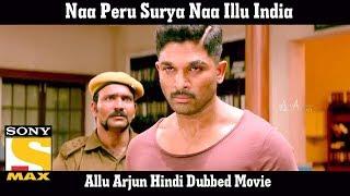 Naa Peru Surya Naa Illu India Hindi Dubbed Promo | Allu Arjun As An Indian Soldier