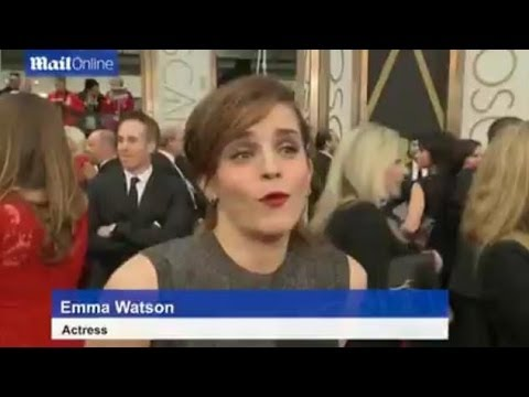 Emma Watson reveals her excitement at meeting Julia Roberts
