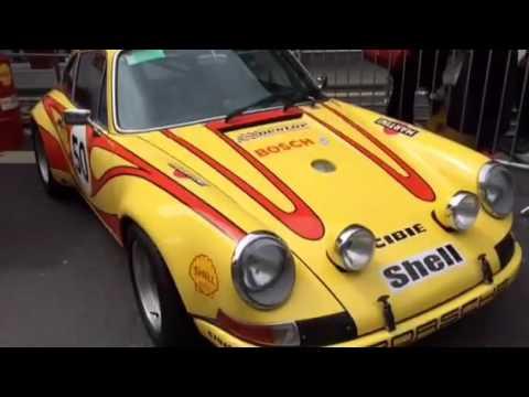 Gumball 3000 in Regent St London