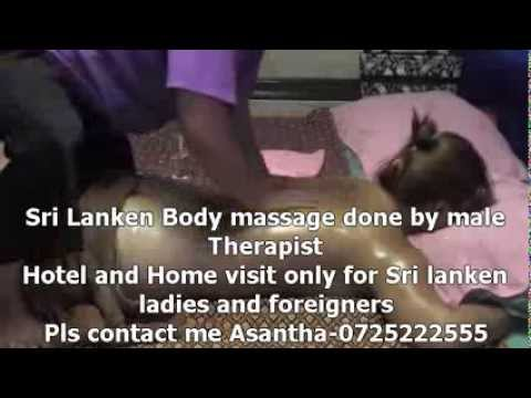 Sri Lanka Body Massage video