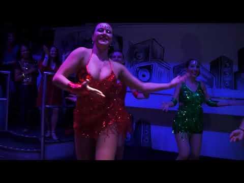 V2 ZLUK 11 DEC Social Dance Party ~ video by Zouk Soul