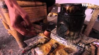 Batik Tulis Abstrak, Dimensi Baru Inovasi Batik