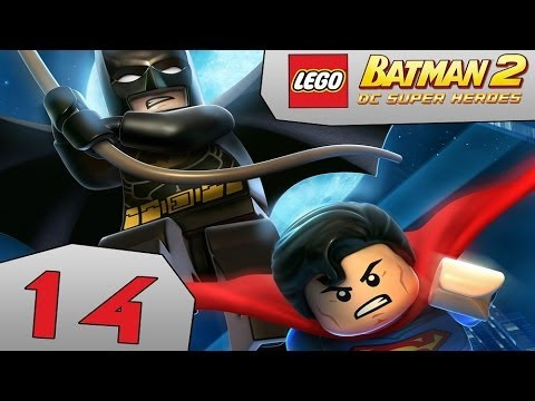 Zagrajmy w LEGO Batman 2: DC Super Heroes odc.14 Wayne Tower