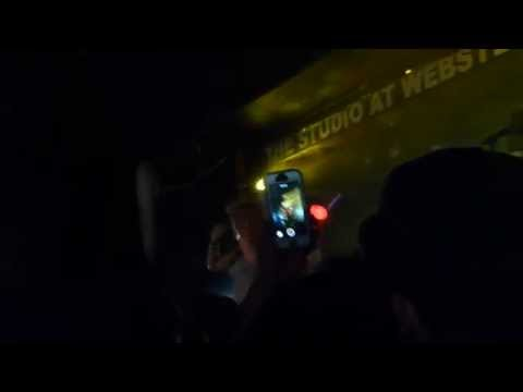 Tessanne Chin - Try (P!nk cover) @ The Studio at Webster Hall in NYC 10/26/2014