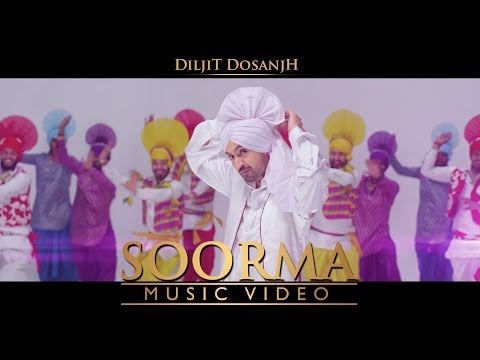 Soorma | Diljit Dosanjh | Full Official Music Video 2014
