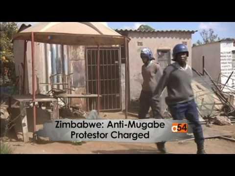 Evan Mawarire Arrested In Zimbabwe
