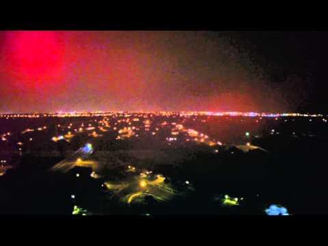 Oklahoma City Thunder Storm