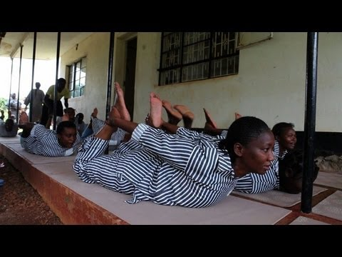 Yoga changing perceptions in Africa