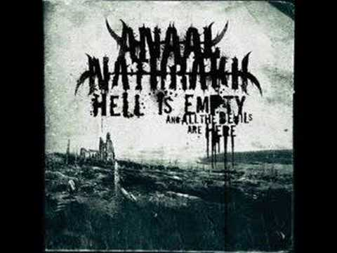 Anaal Nathrakh - Shatter The Empyrean