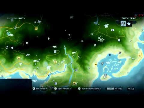 """105 Far Cry 3 """"Пропавшая экспедиция - Спасти Оливера"""""""