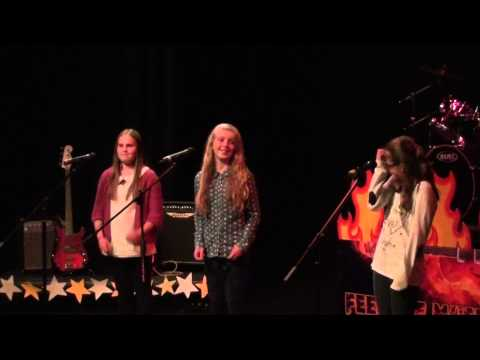 Feel The Music 2014 LIVE from The Gateway Academy Part 1 - 09/12/2014