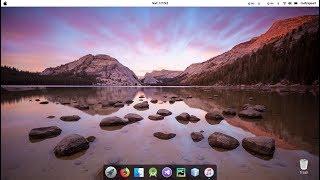 make Ubuntu looks like Mac OS X  | Ubuntu 18.04 | mac OS X |