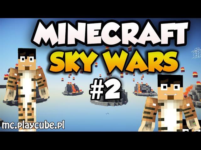 Minecraft Sky Wars : TROLLOWATY ODCINEK!! +KODY  [#2]