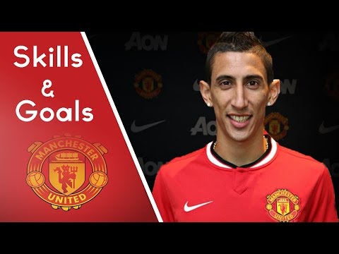 Angel Di Maria ● Best Skills & Goals Ever HD