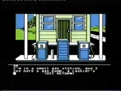 Atari 800 XL - The Adventures of Buckaroo Banzai