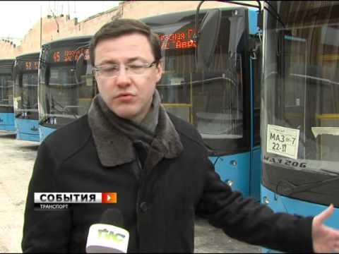 25 автобусов закупили, на очереди еще 120