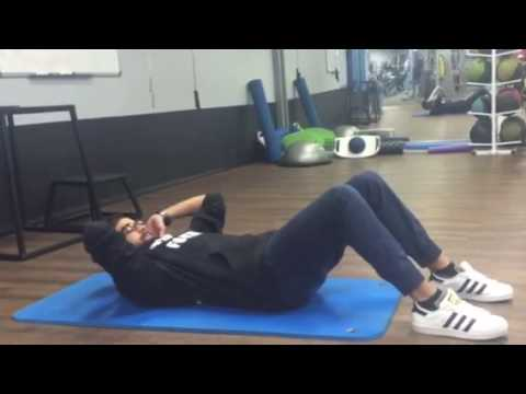 Fitness Forum 2016 Olympics Sit Ups