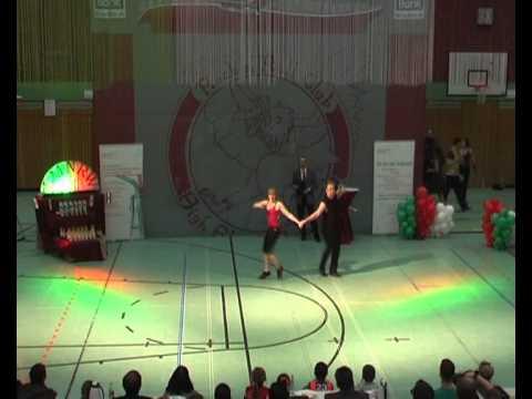 Vanessa Hille & Nico Bub - Landesmeisterschaft NRW 2013