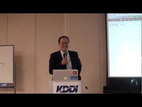 KDDI  田中孝司さん特別スピーチ:第35回HTML5とか勉強会