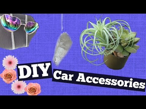 DIY Car Accessories