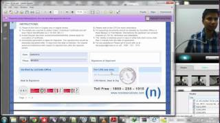 1 (Digital Certificate ) How to apply for a Digital Certificate (Class 2) ( Hindi)
