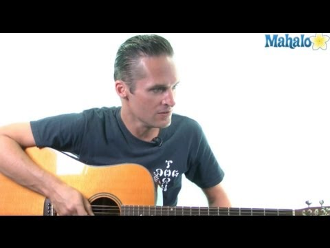 "How to Play ""I Heard It Through the Grapevine"" by Marvin Gaye on Guitar (Practic"