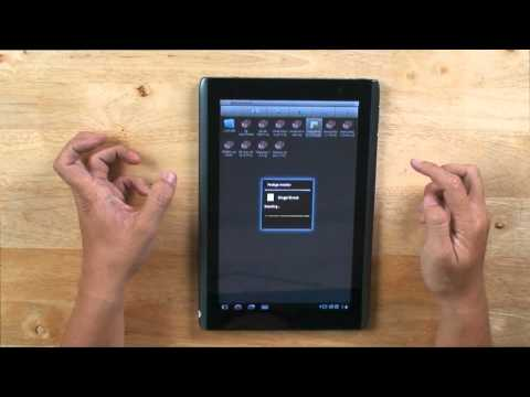 Acer Iconia A500 - ROOT Tutorial
