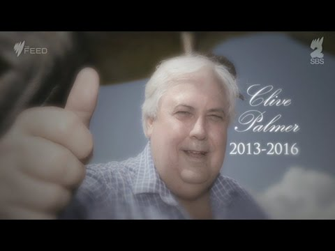 Bye bye Clive Palmer - The Feed