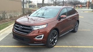 2015 Ford Edge Sport | Daily Driver