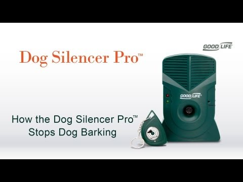 How The Dog Silencer Pro™ Stops Dog Barking