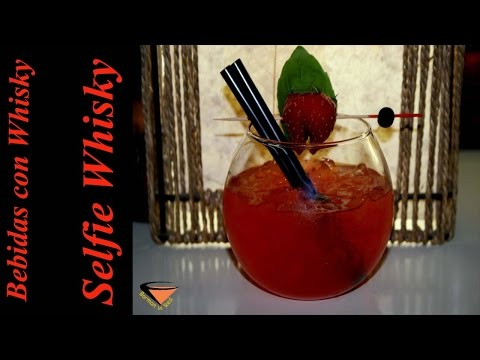 Bebidas con Whisky - Coctel SELFIE WHISKY