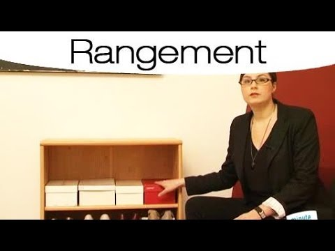 comment ranger ses chaussures youtube. Black Bedroom Furniture Sets. Home Design Ideas