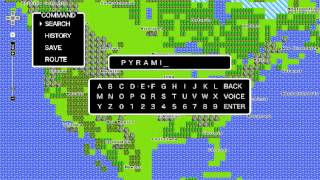 Google Maps 8-Bit dbarque sur NES ! - Trailer
