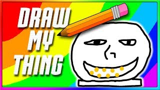 The Best Painter, Drawer, Person of All Time! | Draw My Thing Funny Game