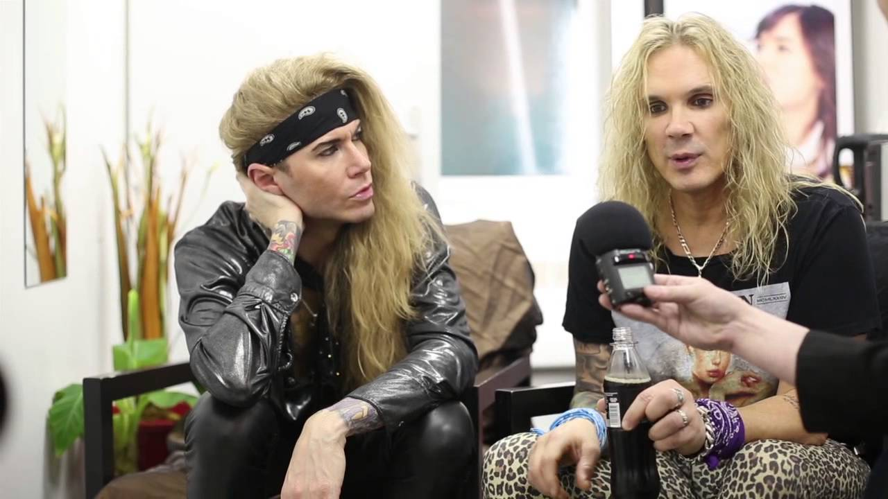 Steel Interview Steel Panther Interview All