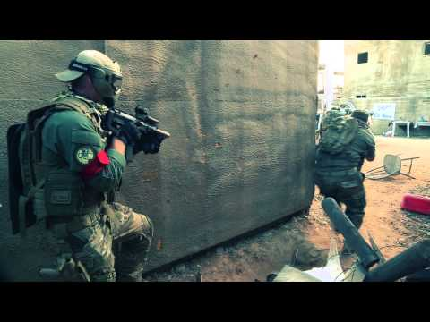 Airsoft GI - Integrity Tactical Solutions Breaching Operations - Close Quarters Battle Simulation