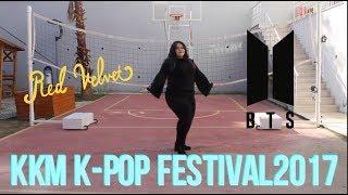 """Download Lagu [KKM K-POP FESTIVAL 2017] Bangtan Velvet """"Peek-A-Go"""" Dance Cover by Ezgi İrem Gratis STAFABAND"""