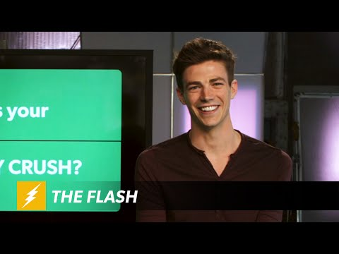 The Flash | CWestionator: Grant Gustin | The CW