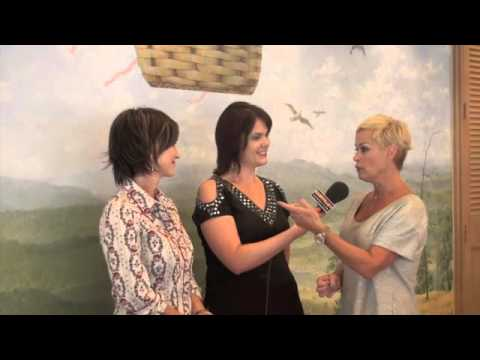 Pam Tillis & Lorrie Morgan Interview on 'Dos Divas'
